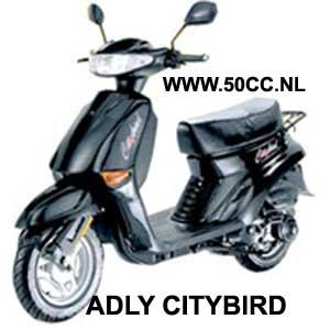 Adly CITY / CITYBIRD onderdelen