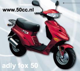 Adly FOX onderdelen