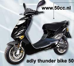 Adly THUNDER BIKE 50 onderdelen