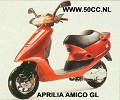 Aprilia GL onderdelen