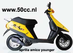 Aprilia AMICO onderdelen
