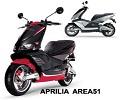Aprilia AREA 51 onderdelen