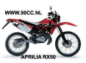Aprilia RX50 (MINARELLI AM6 ENGINE) onderdelen