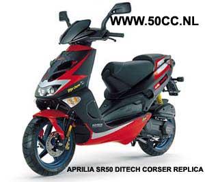 Aprilia SR RACING REPLICA onderdelen