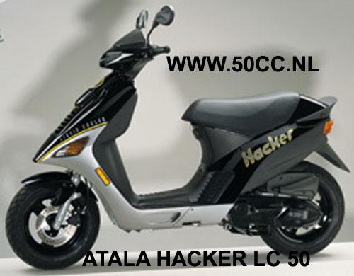 Atala HACKER LC onderdelen
