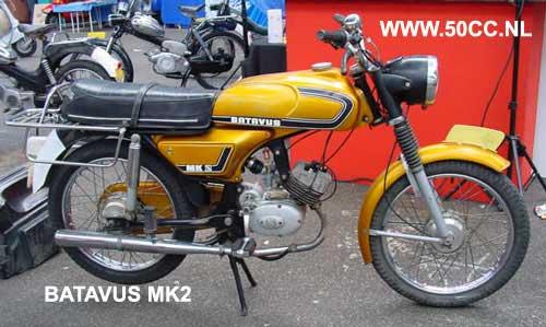 Batavus MK2 onderdelen