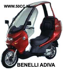Benelli ADIVA 150 4T onderdelen