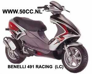 Benelli 491 RACING onderdelen