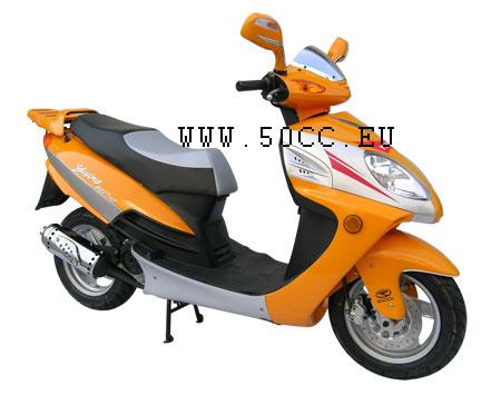 Benzhou YY50QT-10 onderdelen
