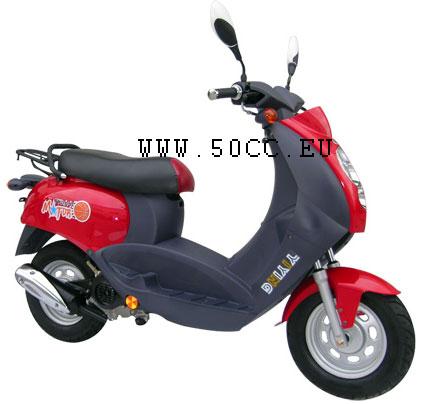 Benzhou YY50QT-11 onderdelen