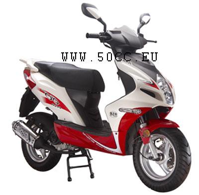 Benzhou YY50QT-30 onderdelen