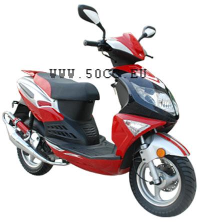 Benzhou YY50QT-7A onderdelen