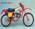 Beta MX6 onderdelen