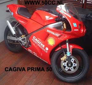 Cagiva PRIMA 50 onderdelen