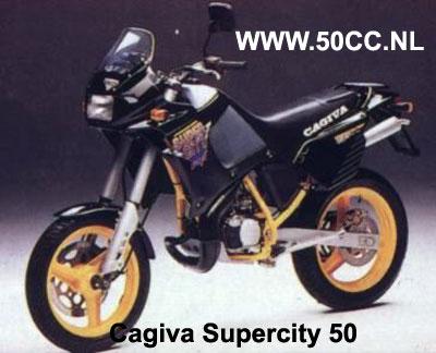 Cagiva SUPER CITY 50 onderdelen