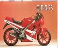 Derbi GPR 75 onderdelen