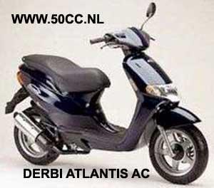 Derbi ATLANTIS AC (MORINI ENGINE) onderdelen