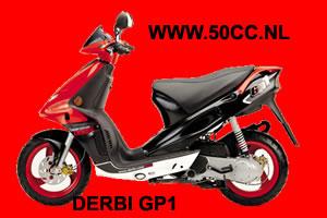 Derbi GP1LC onderdelen
