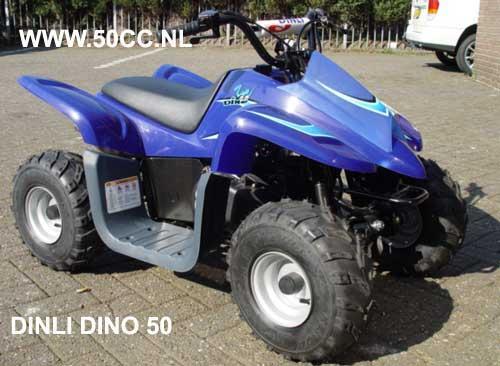 Dinli DINO 50 onderdelen