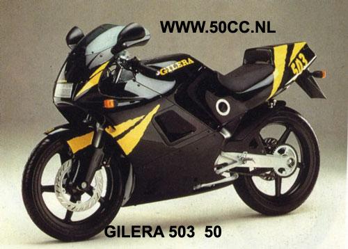 Gilera 503 onderdelen
