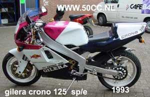 Gilera CRONO 125 onderdelen