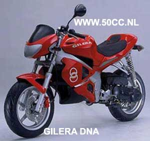 Gilera DNA onderdelen