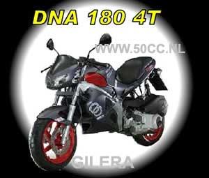 Gilera DNA 180 4T onderdelen