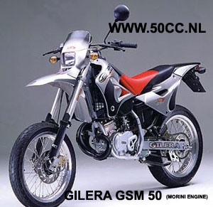 Gilera GSM (MORINI ENGINE) onderdelen