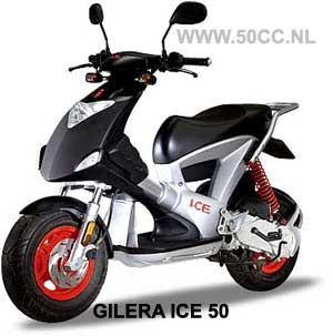 Gilera ICE onderdelen