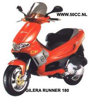 Gilera RUNNER 180 2T onderdelen