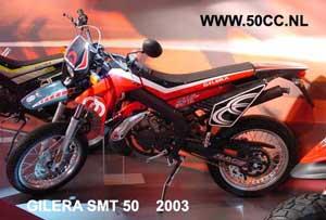 Gilera SMT 50 onderdelen