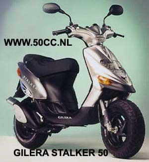 Gilera STALKER onderdelen
