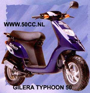 Gilera TYPHOON onderdelen