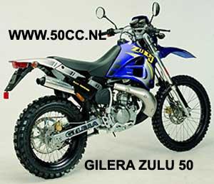 Gilera ZULU (DERBI EBE50 ENGINE) onderdelen