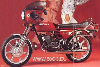 Hercules ULTRA 3 LC onderdelen