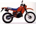 Honda MTXR125 onderdelen