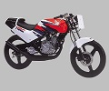 Honda NS50R onderdelen