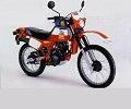 Honda XL125R onderdelen