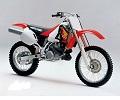 Honda CR500 onderdelen