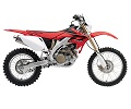 Honda CRF 450 onderdelen