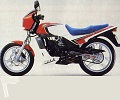 Honda MBX125 onderdelen