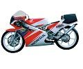 Honda RS125 94 GP onderdelen