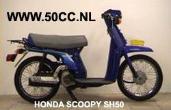 Honda SH50 SCOOPY < 1996 onderdelen