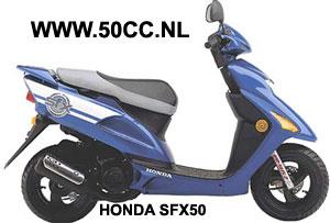 Honda SFX onderdelen