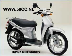 Honda SH50  SCOOPY 1996 > onderdelen
