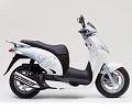 Honda SH 125 4T onderdelen