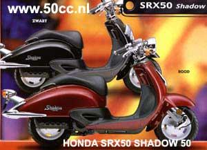 Honda SHADOW 50 onderdelen