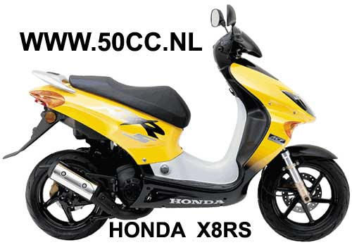 honda x8rs 50cc. Black Bedroom Furniture Sets. Home Design Ideas