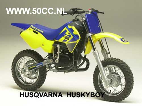 Husqvarna HUSKYBOY 50 onderdelen