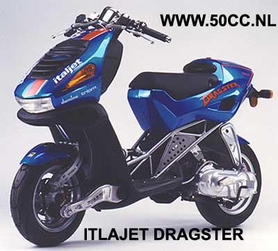 Italjet DRAGSTER onderdelen